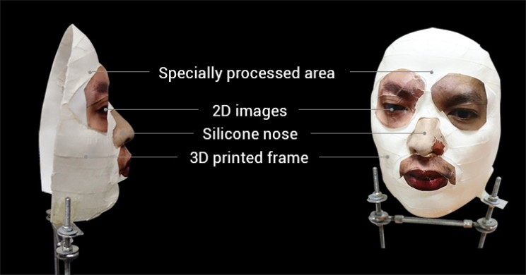 Security Firm Hacks Iphone X's Face ID Using a $150 3D Printed Mask
