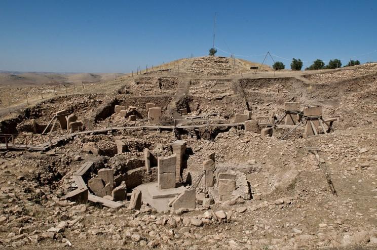 Gobekli Tepe in Turkey