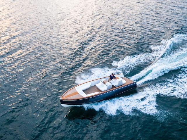 The World's First All-Electric Luxury Yacht Can Fully Recharge in Only 4 Hours