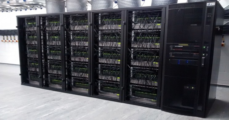 Researchers Flip the Switch on the World's Largest Neuromorphic Supercomputer