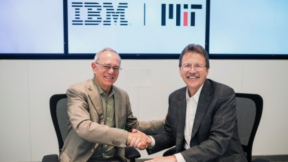 IBM and MIT Pair up for a Ten Year Research Project into Artifical Intelligence