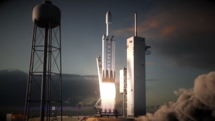 SpaceX's Biggest Rocket Yet Finally Gets a Launch Date