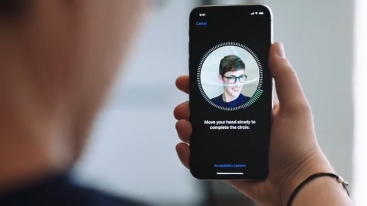 Apple Plans on Sharing the iPhone X's Face Mapping Data with Third-Party Apps