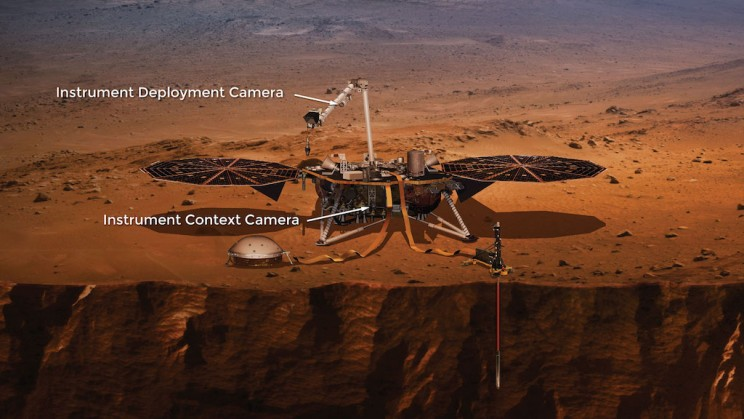 5 Things You Should Know About Today's NASA InSight Mars Mission
