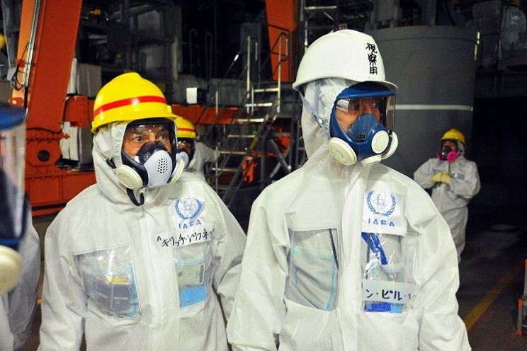 Japan Considers Disposing of Over 1 Million Metric Tons of Radioactive Water from the Fukushima Plant into the Pacific