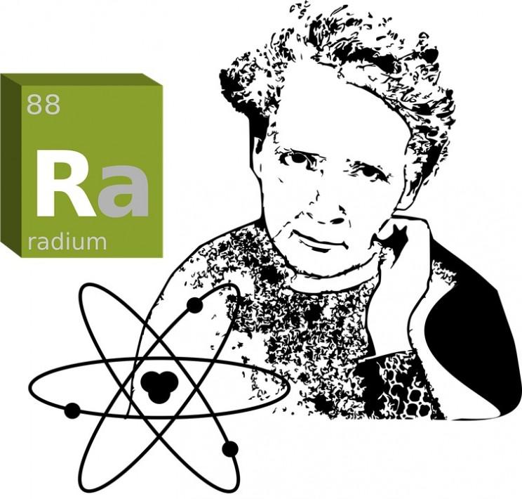 Marie Curie Radium