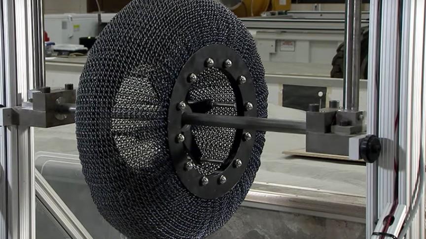 NASA Improved Radial tires