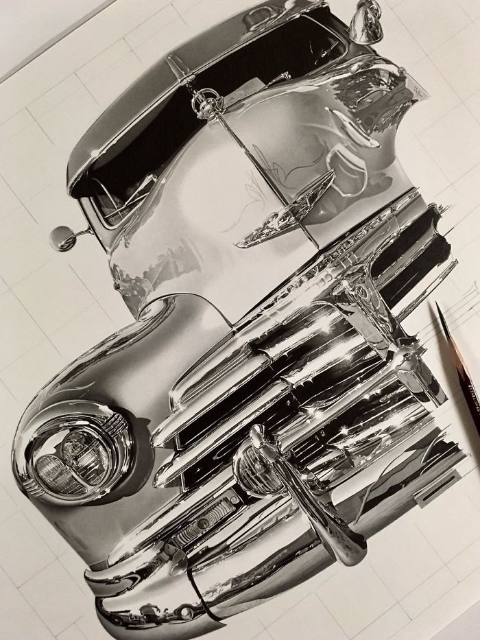This Artist's Pencil Drawings Are So Lifelike They Could Pass for Photographs