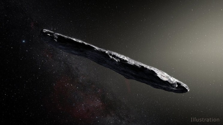 Our First Interstellar Visitor is More Spectacular than We Could Have Ever Imagined