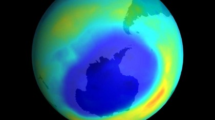 NASA Reports the Ozone is Doing Rather Well Despite Very Bad Conditions