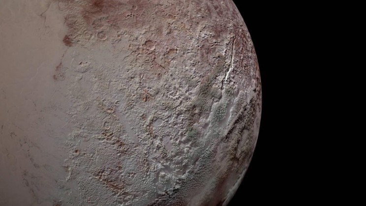 Pluto Bladed Troughs