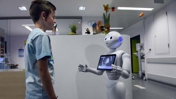 Robot Makes History by Passing Medical Licensing Exam