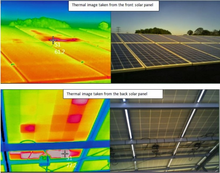 Largest UK Solar Panels Study Identifies Zones With 25% Power Loss