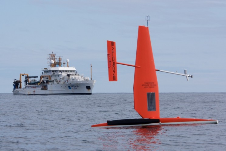 These Ocean Drones Are Hard at Work Collecting Data on Climate Change