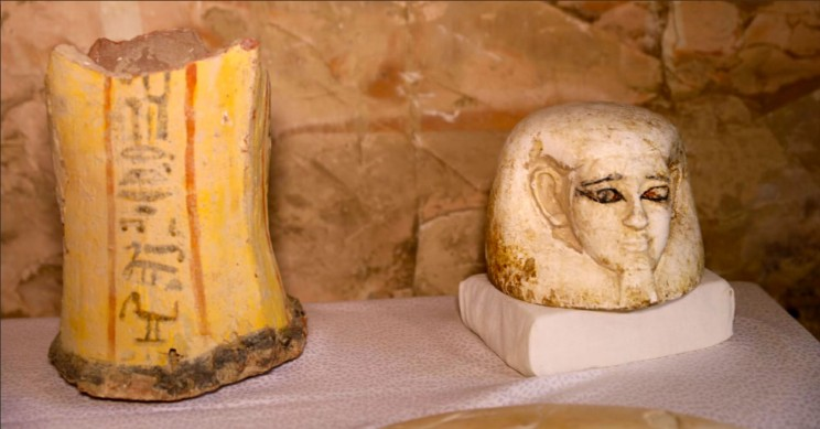 Archaeologists Unearth More Than 3,500 Year Old Egyptian Tomb
