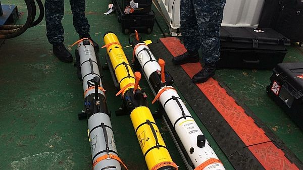 US Navy's Underwater Robots Join Search for Missing Argentine Submarine and its 44 Crew Members