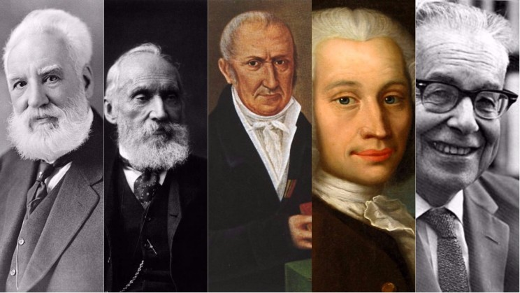 Seven of the Minds Behind the Most Well Known Units of Measurements