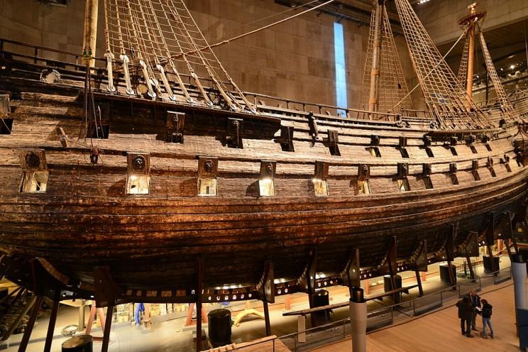 The Vasa Disaster