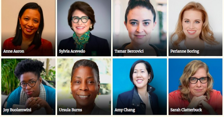 Forbes Announces Top 50 U.S Women in Tech List
