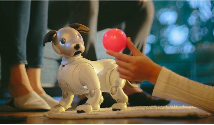 Sony Has Resurrected Its Iconic Robotic Pet Dog Aibo