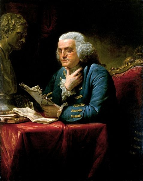 daylight saving time Benjamin Franklin