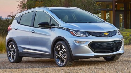 The Chevy Bolt EV Outsold Tesla for the First Time in October