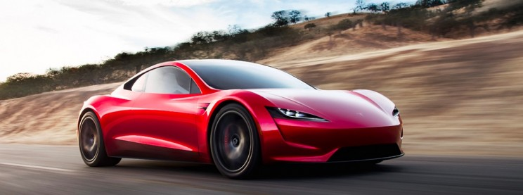 Tesla Reveals the Roadster, a 'Hardcore Smackdown to Gasoline Cars'