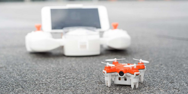 Meet the World's Smallest, Most Versatile Drone