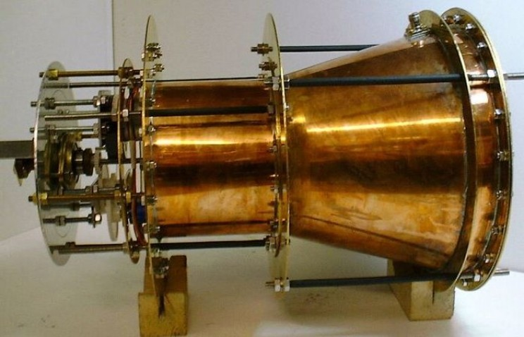 NASA EmDrive Space Thruster