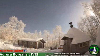 This Amazing Footage Shows a Massive Meteor Light up the Sky over Finland