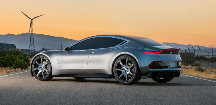 Fisker Proclaims Electric Car Breakthrough with a Minute Charge for 500 Miles