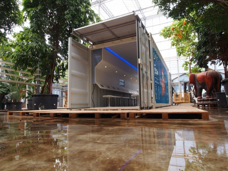 These Life-Saving Shelters are Made From Thousands of Plastic Bottles