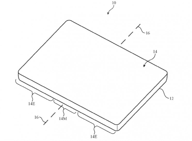 Apple's New Patent Application Hints at a Foldable iPhone