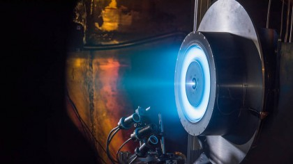 NASA's Ion Thruster Engine Just Completed Record-Breaking Tests