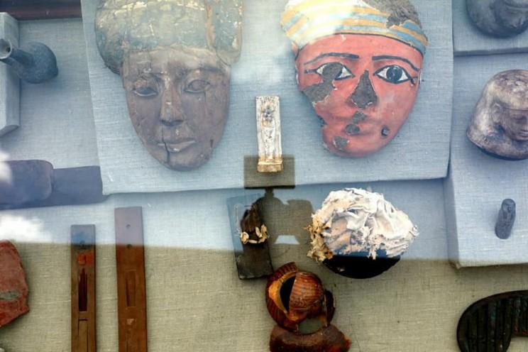 amulets egypt gods