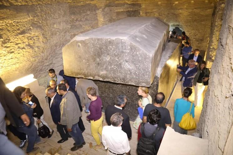 egypt mummy find
