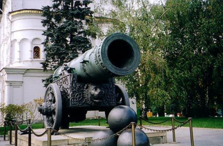 inventions of the middle ages cannon