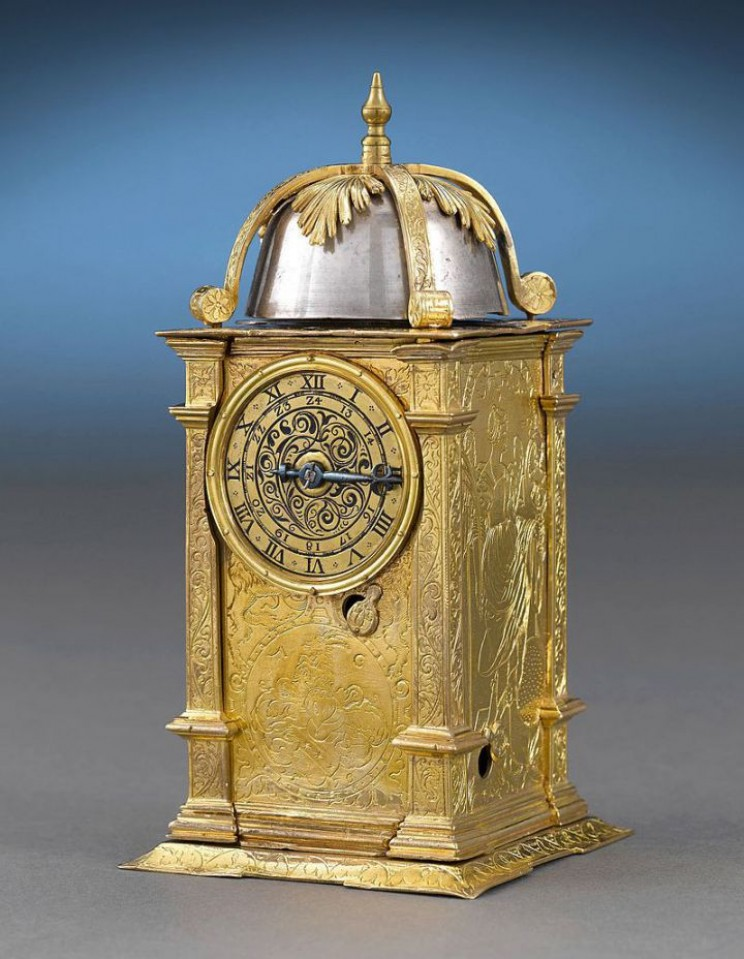 inventions of the middle ages clocks