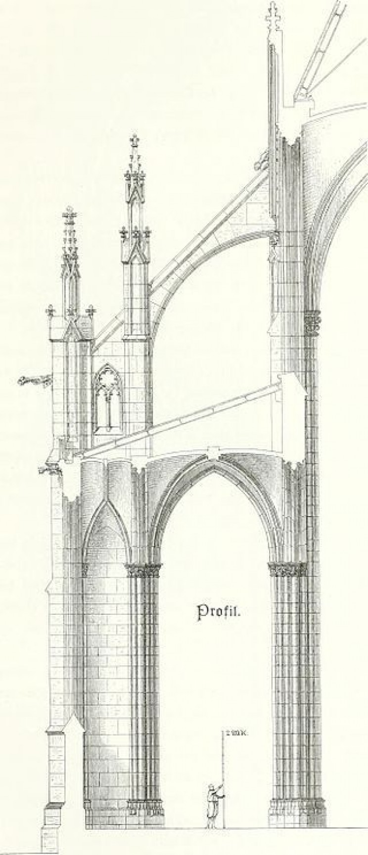 inventions of the middle ages flying buttress