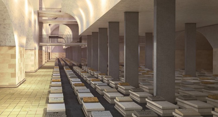 Israel Is Currently Building an Underground City of the Dead That Will House 22,000 Graves