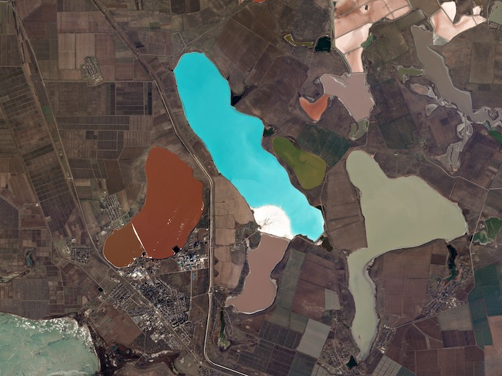 This Mapping Company Photographs the Entire Surface of Earth Every Single Day