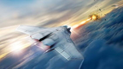 The US Air Force Could Have Deadly Laser Weapons on Their Future Jets