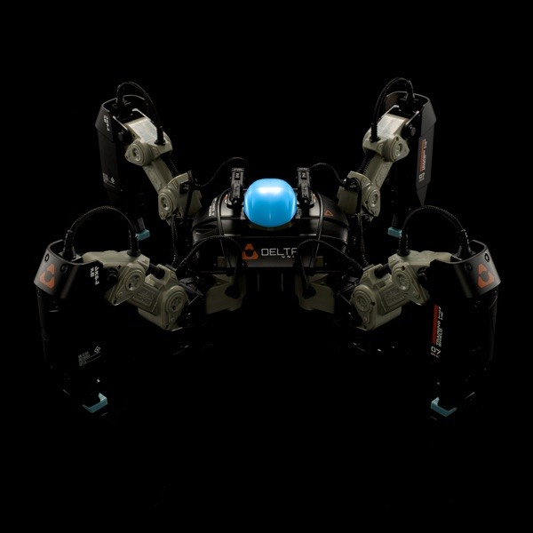 Put This AR Enabled Battle Robot on Your Christmas Wishlist Now