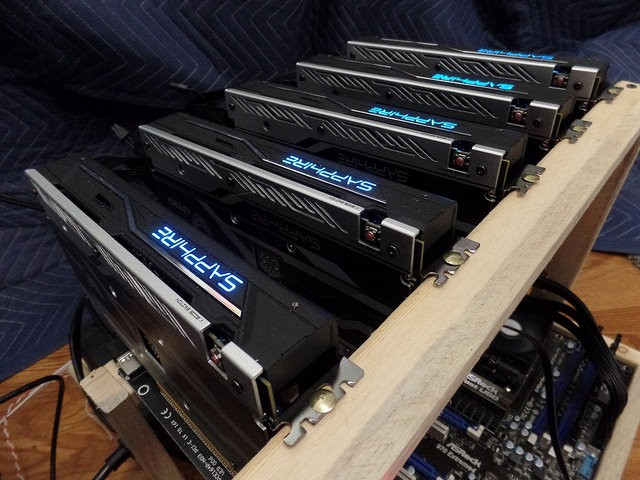 This Tesla Owner Built A Bitcoin Mining Rig In Model S Trunk