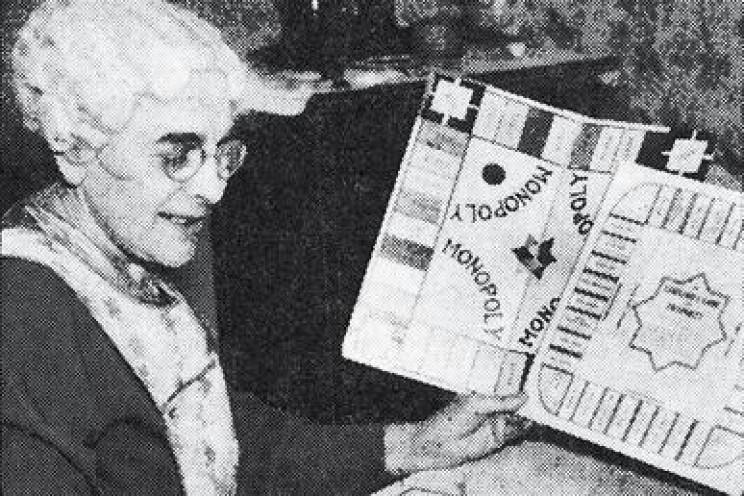 monopoly Elizabeth Mague