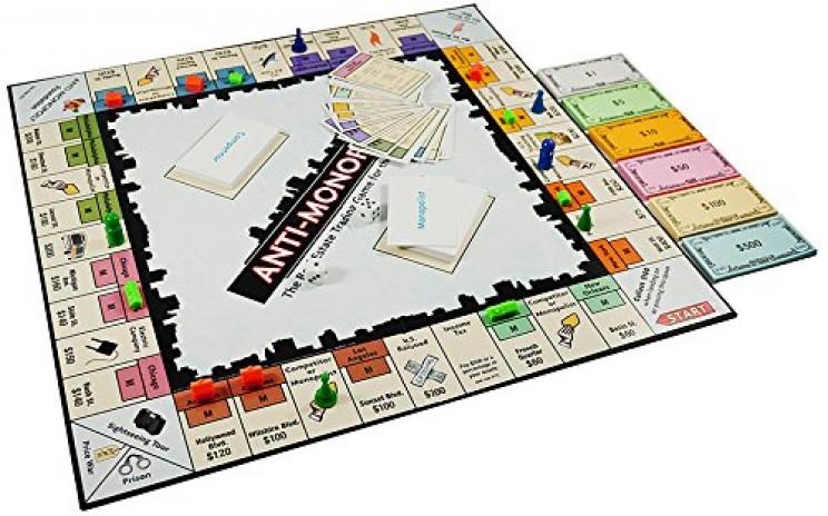 monopoly anti-monopoly