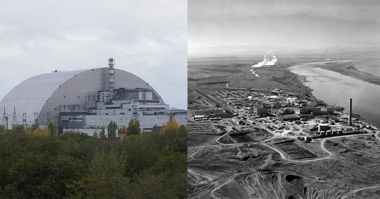 13 Of The Most Radioactive Places on Earth