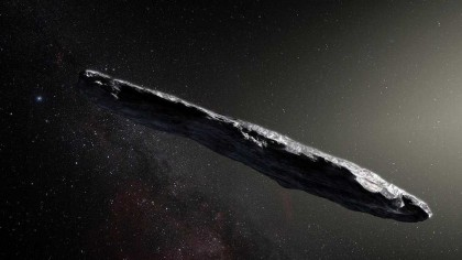 NASA Unveils Results of Study on Interstellar Oumuamua Now 'Gone Forever'