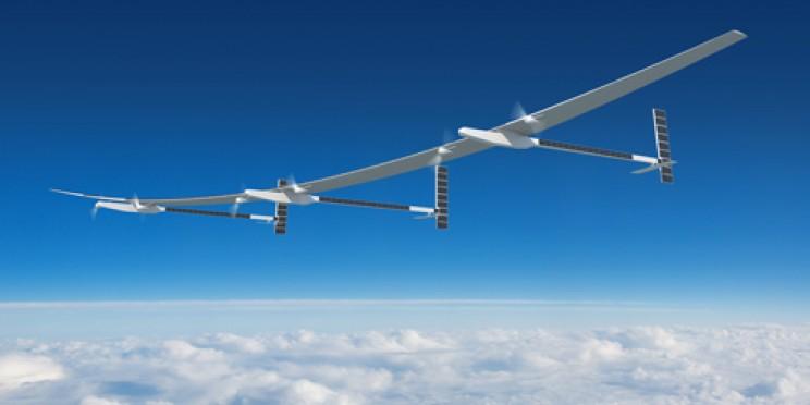 aurora odysseus solar aircraft