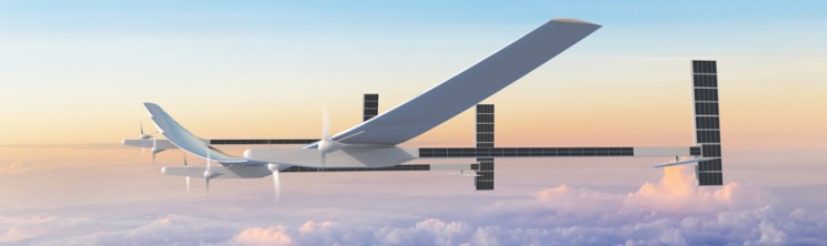 aurora odysseus aircraft solar